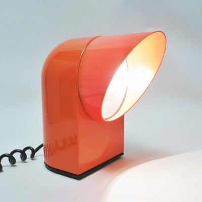 Oliver desk lamp by Paolo Piva for Lumenform, 1970s