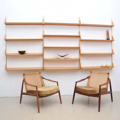 Wall unit by Dieter Reinhold for Wilkhahn