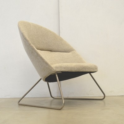 Rare Early Edition FH3400 Chair by Nanna Ditzel for Fritz Hansen, 50s