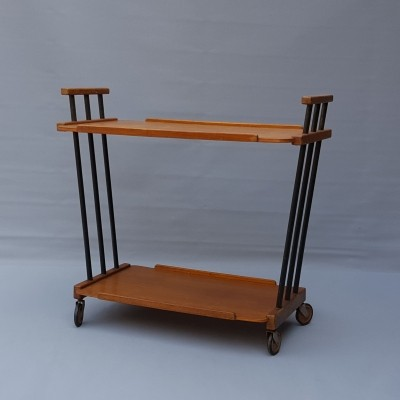Vintage Serving Trolley