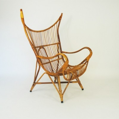 Rohé Noordwolde lounge chair, 1960s