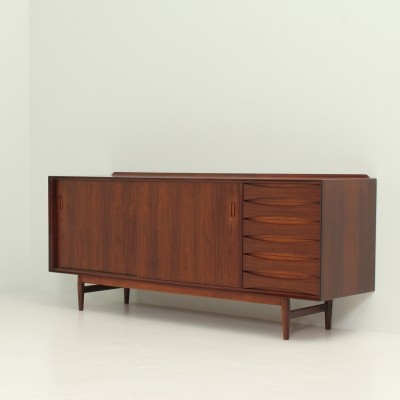 Triennale Sideboard in Rosewood by Arne Vodder for Sibast