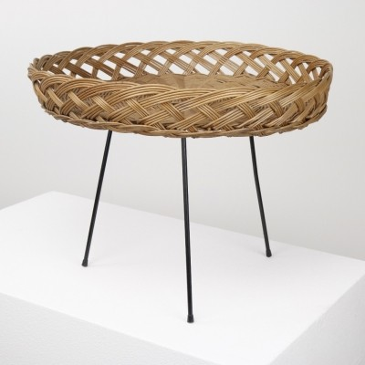 Side table by Dirk van Sliedregt for Rohé Noordwolde, 1950s