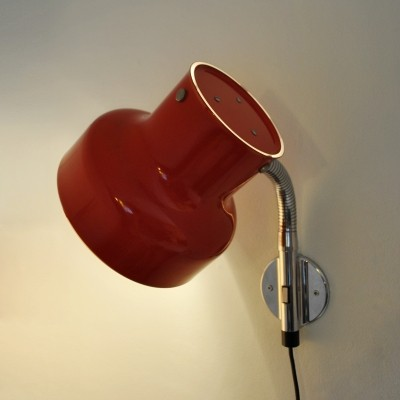 Bumling wall lamp by Anders Pehrson for Ateljé Lyktan, 1970s