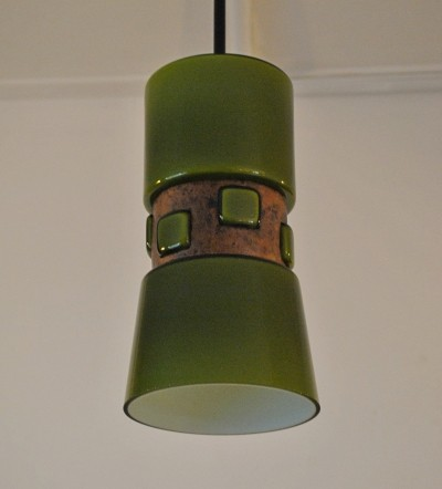 2 x hanging lamp by Nanny Still for Raak Amsterdam, 1960s