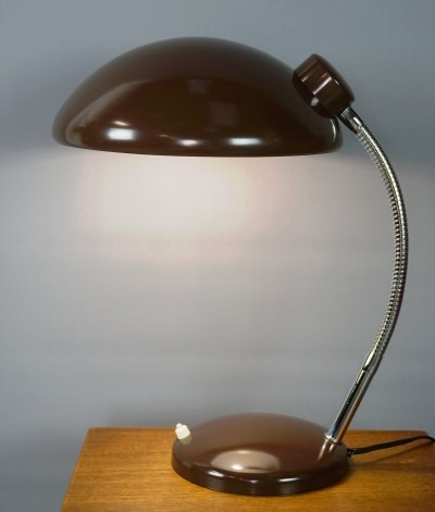 Articulated & metal lamp, 1960s