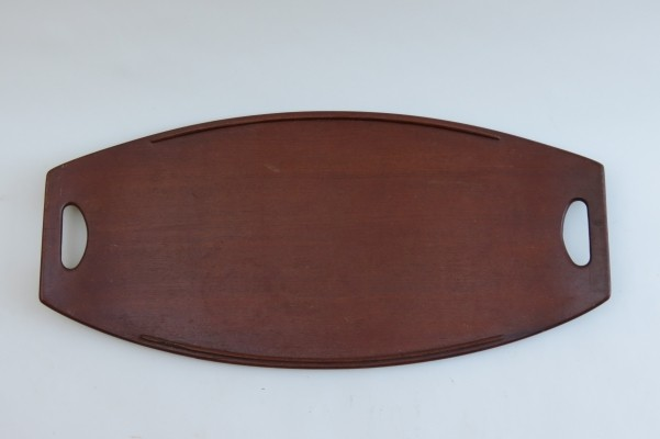Teak Tray by Jens Quistgaard for Dansk Design Denmark