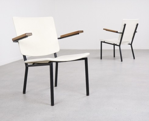2 x lounge chair by Gerrit Veenendaal for Kembo, 1960s