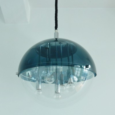 Space age & Sputnik pendant light