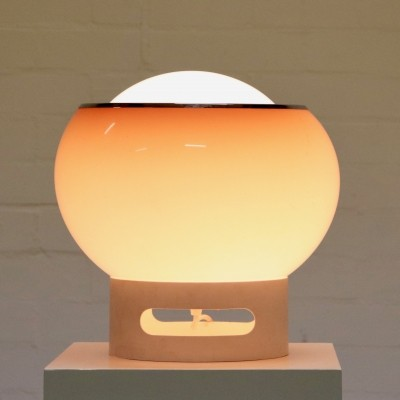 Mid Century Harvey Guzzini Clan Floor Lamp by Studio 6G, 1960s