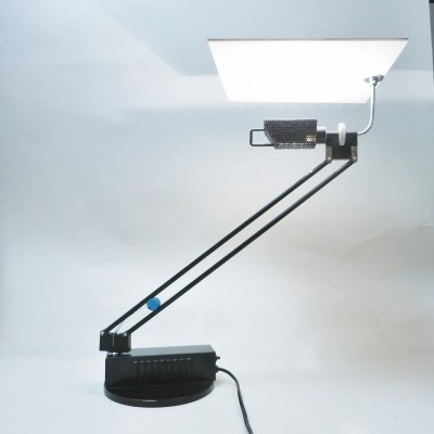 W.O. desk lamp by Sacha Ketoff, 1985
