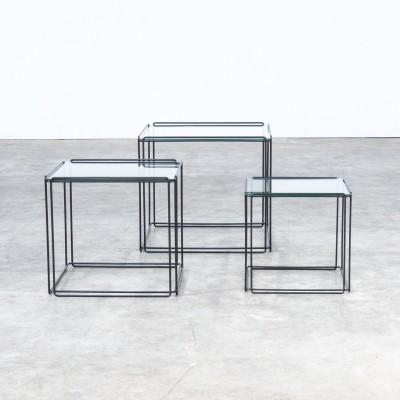 60s Max Sauze 'Isocele' side table for Atrow