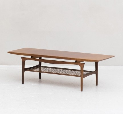 Coffee table by Topform, Dutch design 1960s