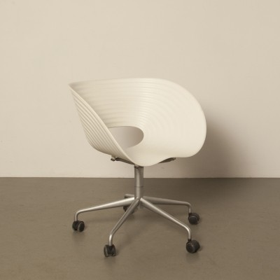 7 x Tom Vac office chair by Ron Arad for Vitra, 1990s