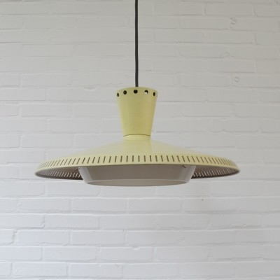 NB92 ceiling lamp by Louis Kalff for Philips, 1950s