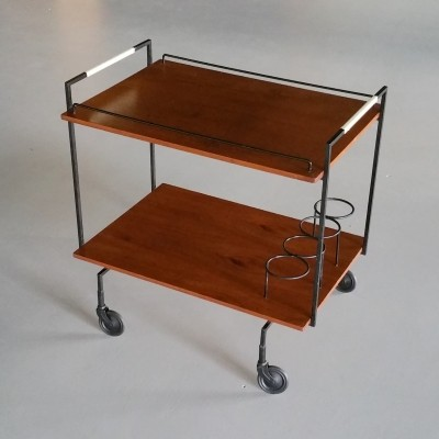 Vintage Serving Trolley, 1950s