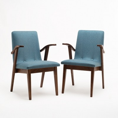 Pair of type 300-123 PUCHAŁY armchairs / women's version