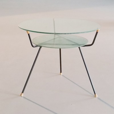 Coffee Table 509 by W.H. Gispen for Kembo, 1950s