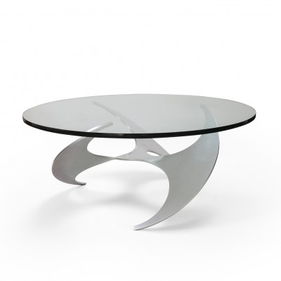 Propellor Coffee Table by Kurt Hesterberg