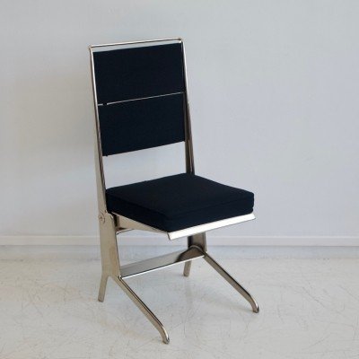 Jean Prouvé Folding Chair by Tecta, 1980s