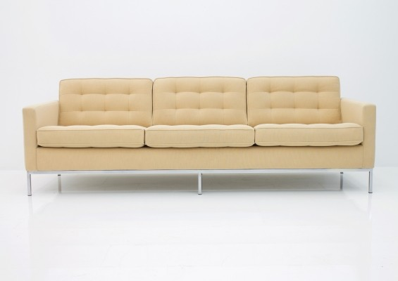 Florence Knoll Sofa for Knoll International