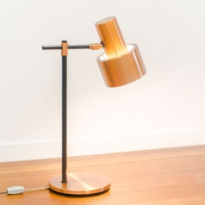 Lento desk lamp by Jo Hammerborg for Fog & Mørup, 1960s