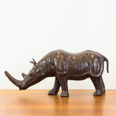 Rhinoceros Object, 1970s