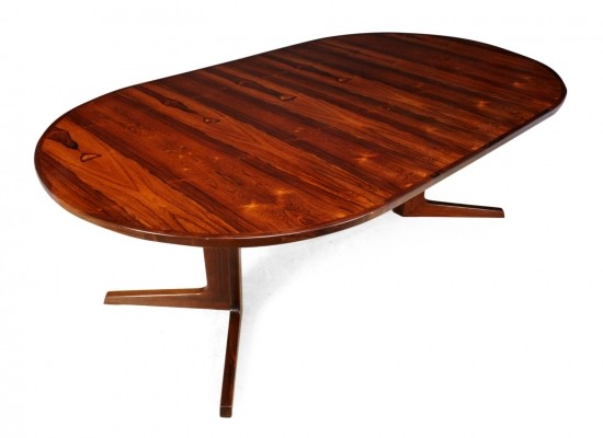 Mid Century Dining Table in Rosewood c1960