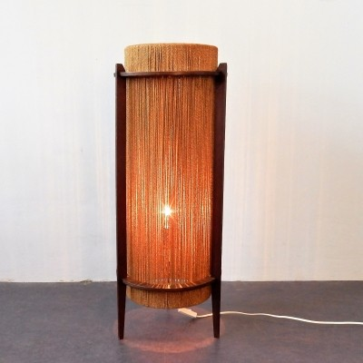 Rare 1950's floor lamp by Ib Fabiansen for Fog & Mørup
