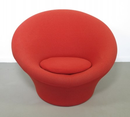 Model F560 Mushroom lounge chair by Pierre Paulin for Artifort, 1960s