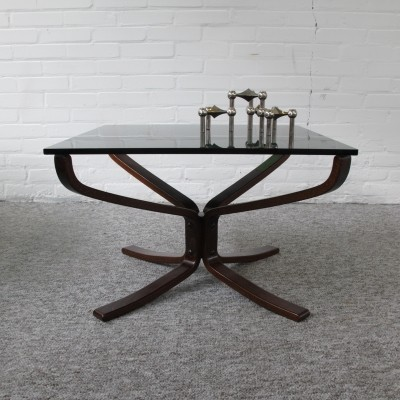 Coffee table by Sigurd Ressell for Vatne Møbler, 1970s