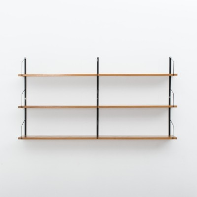 Shelving unit, Dutch design 1960s