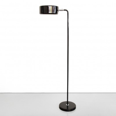 Black Olympia floorlamp by Anders Pehrsson for Atelje Lyktan