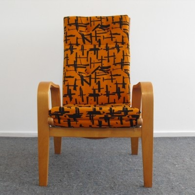 Pastoe FB05 'Arjan' Easy Chair by Cees Braakman, 1950's