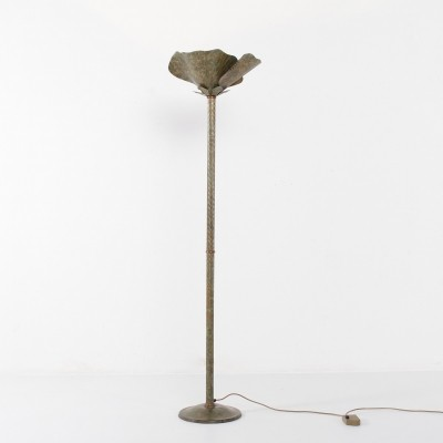 Halogen Plant Floor Lamp by Relco Milano