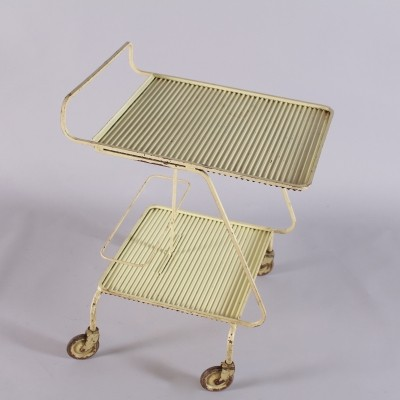Rare 'Golf' serving Trolley by Mathieu Matzot