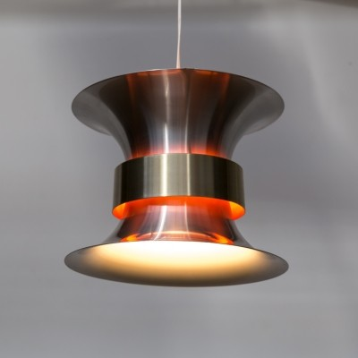 60s scandinavian pendant lamp by Carl Thore