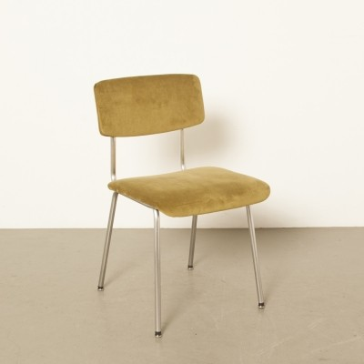 8 x 1231 Cirrus dining chair by André Cordemeyer for Gispen, 1960s