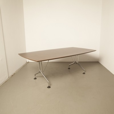 Spatio dining table by Antonio Citterio for Vitra, 1990s
