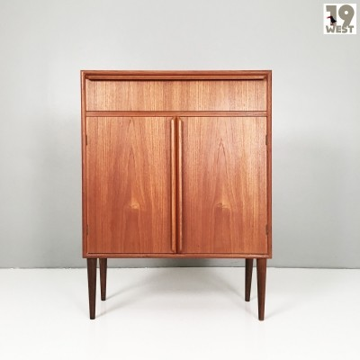 Danish teak tallboy from the 1960's by GV Mobler