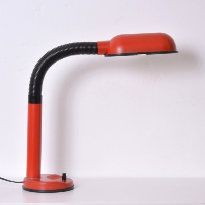 Herda desk lamp, 1970s