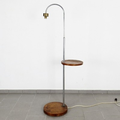 Robert Slezák floor lamp, 1930s