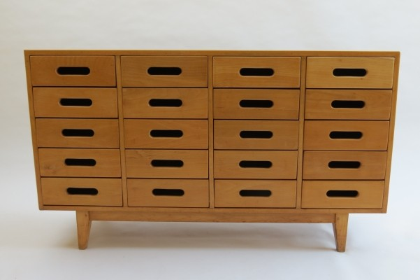 1950s Chest of Drawers by James Leonard for Esavian