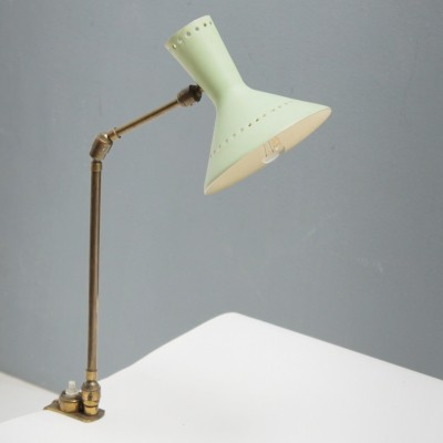 Adjustable Italian desk lamp, 1950s