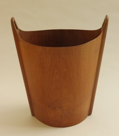 Waste paper bin by Einar Barnes for P S Heggen Norway