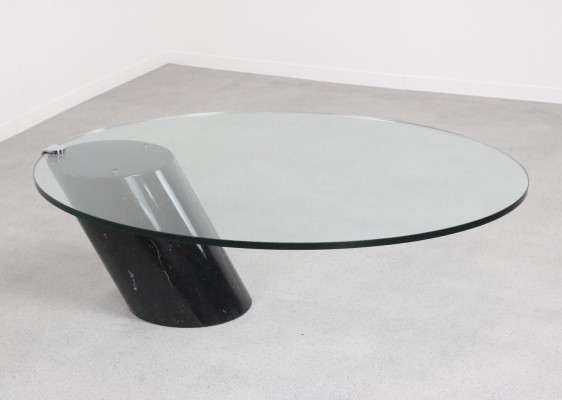 K1000 coffee table by Team Form AG for Ronald Schmitt, 1970s