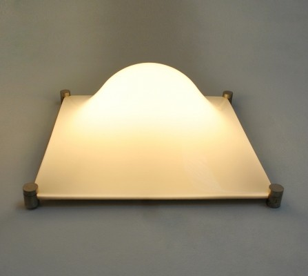Bolla 50 ceiling lamp by Elio Martinelli for Martinelli Luce, 1960s