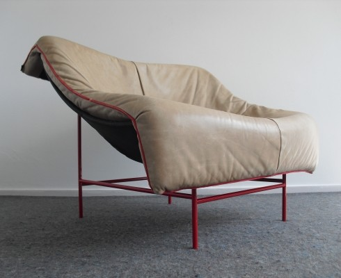 Montis Butterfly Lounge Chair by Gerard van den Berg, 1980's