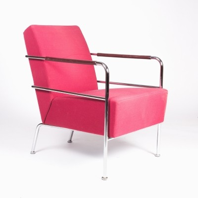 2 x Cinema arm chair by Gunilla Alard for Lammhults, 1990s