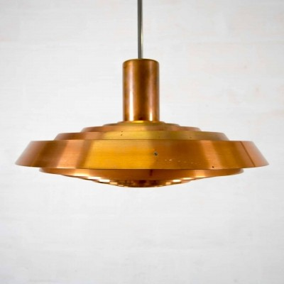 Langelinie hanging lamp by Poul Henningsen for Louis Poulsen, 1950s